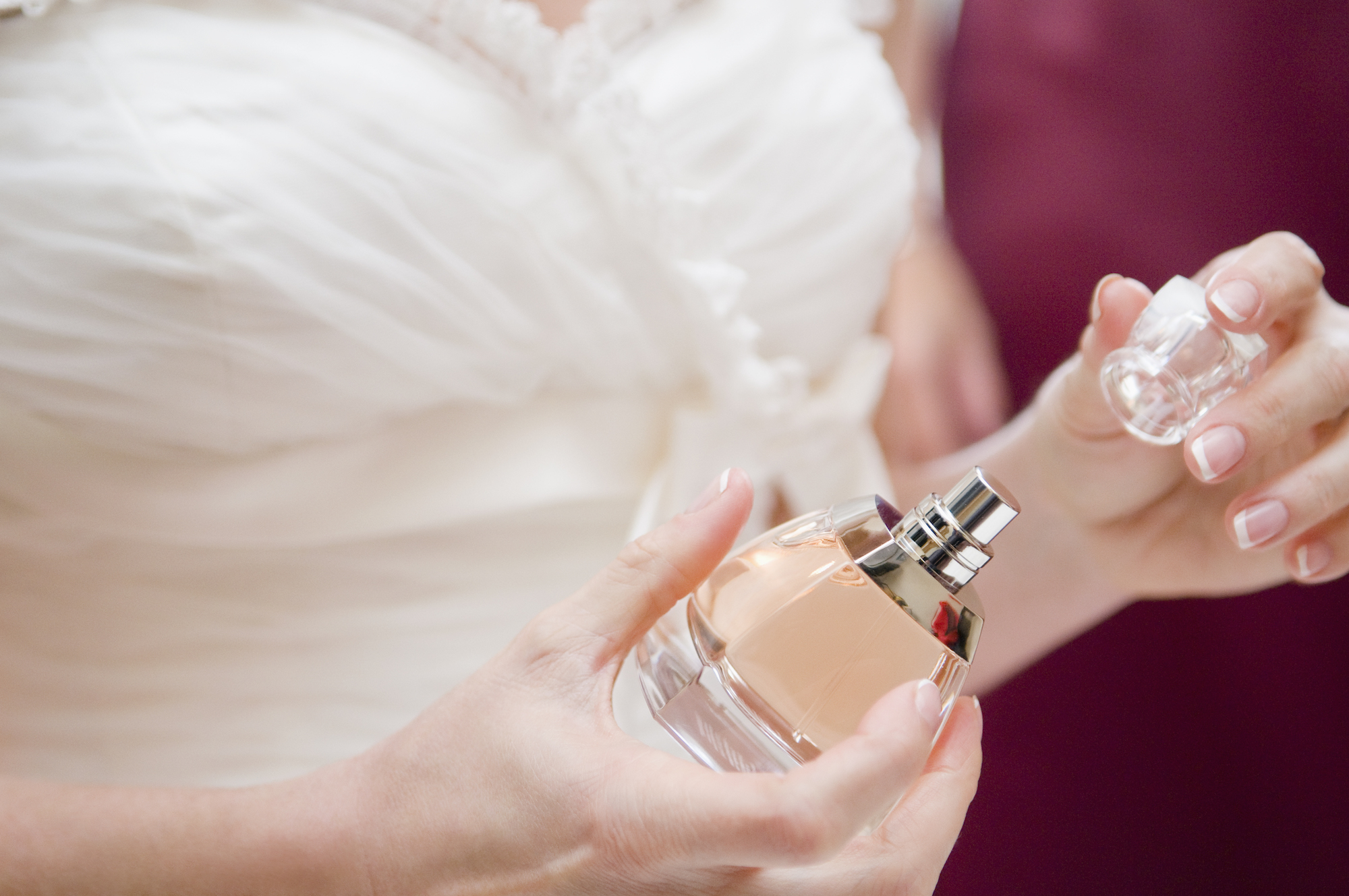 Here's What Fragrance to Wear on Your Wedding Based on Its Theme