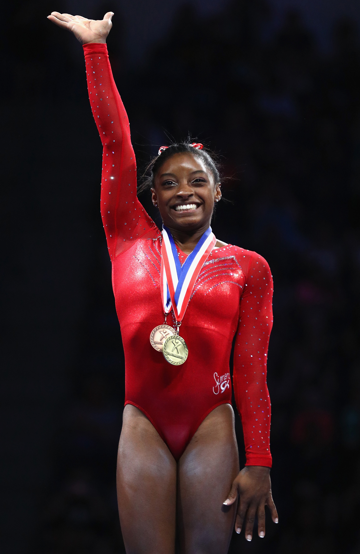 Simone Biles S Superhuman Accomplishments Instyle Com