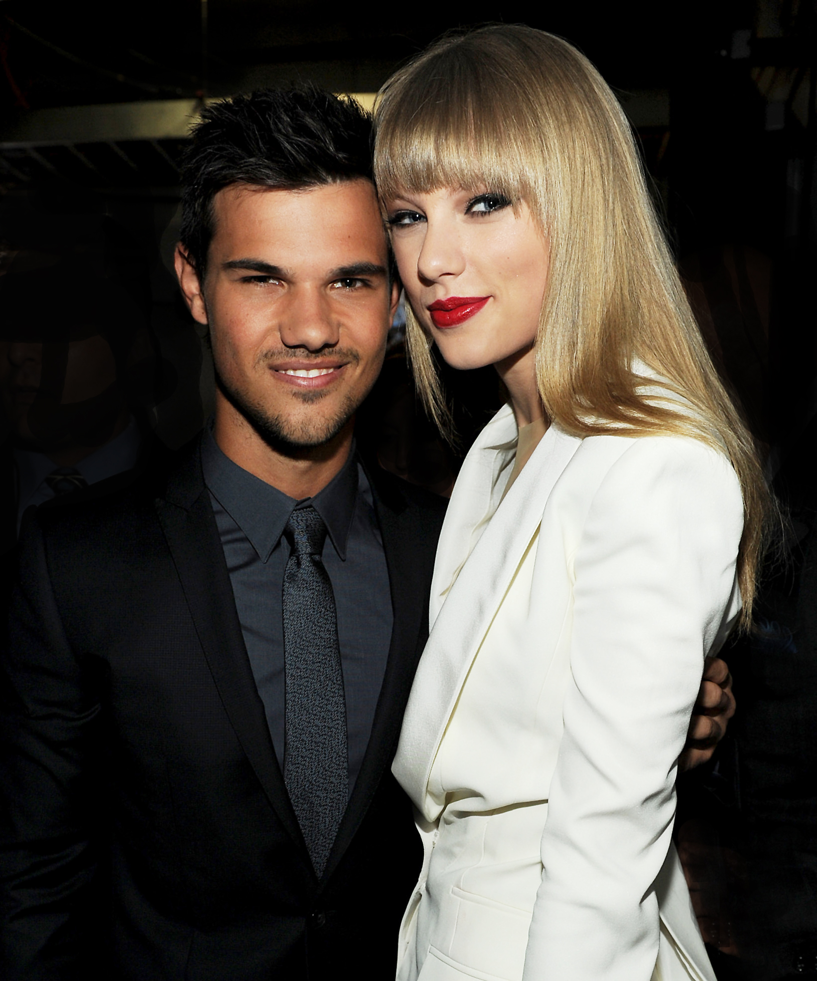 taylor swift and lautner relationship goals