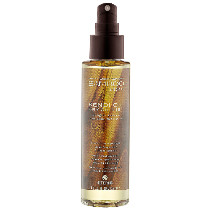 <p>Best Multitasker: Alterna Haircare Bamboo Smooth Kendi Oil Dry Oil Mist</p>