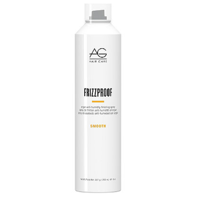 Runner Up: AG Hair Frizzproof Argan Anti-Humidity Spray