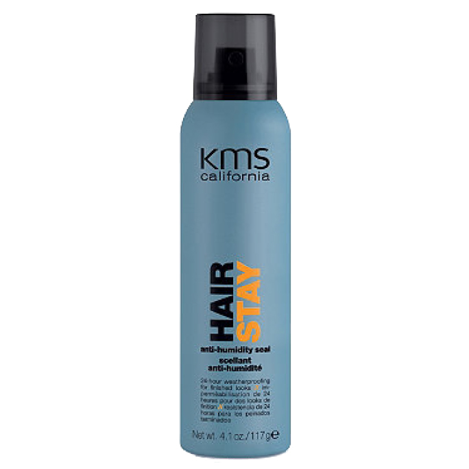 <p>Runner Up: KMS California Hair Stay Anti-Humidity Seal </p>