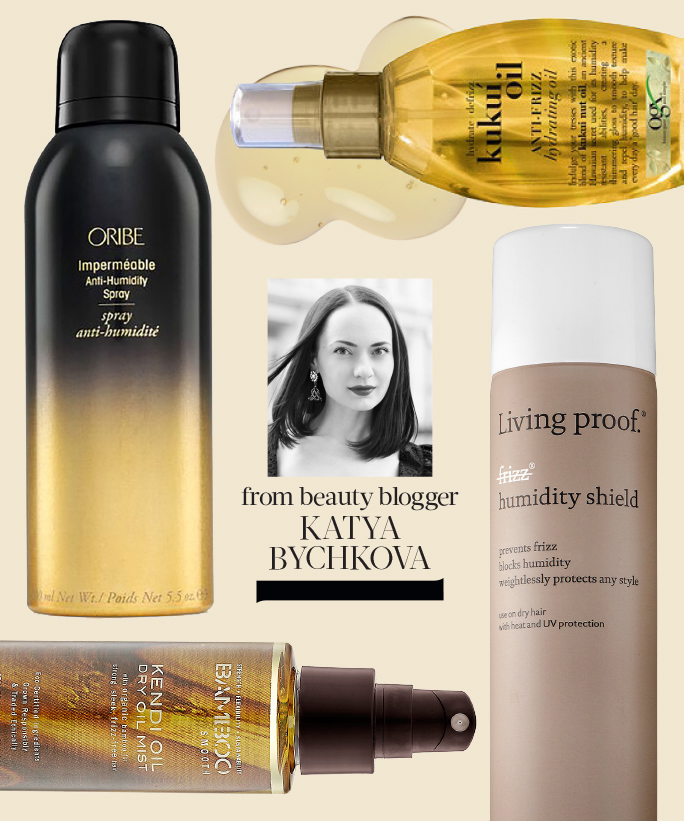 The Best Anti-Frizz Hairsprays for Summer