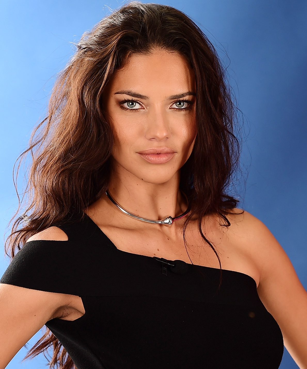 Adriana Lima Hair - Lead
