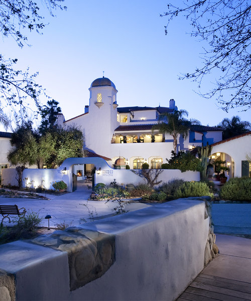 <p>The Ojai Valley Inn and Spa</p>