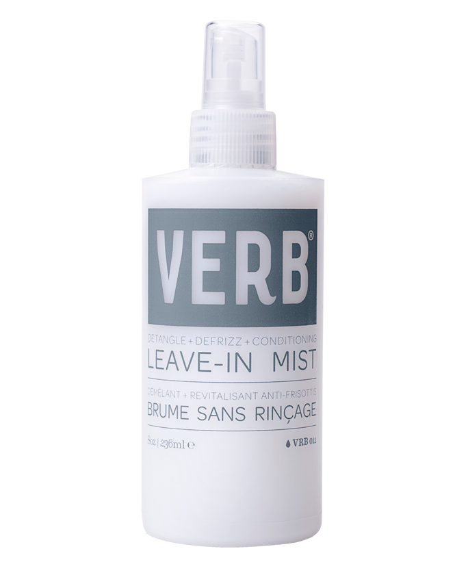 <p>Best for Curly Hair: Verb Leave-In Mist</p>