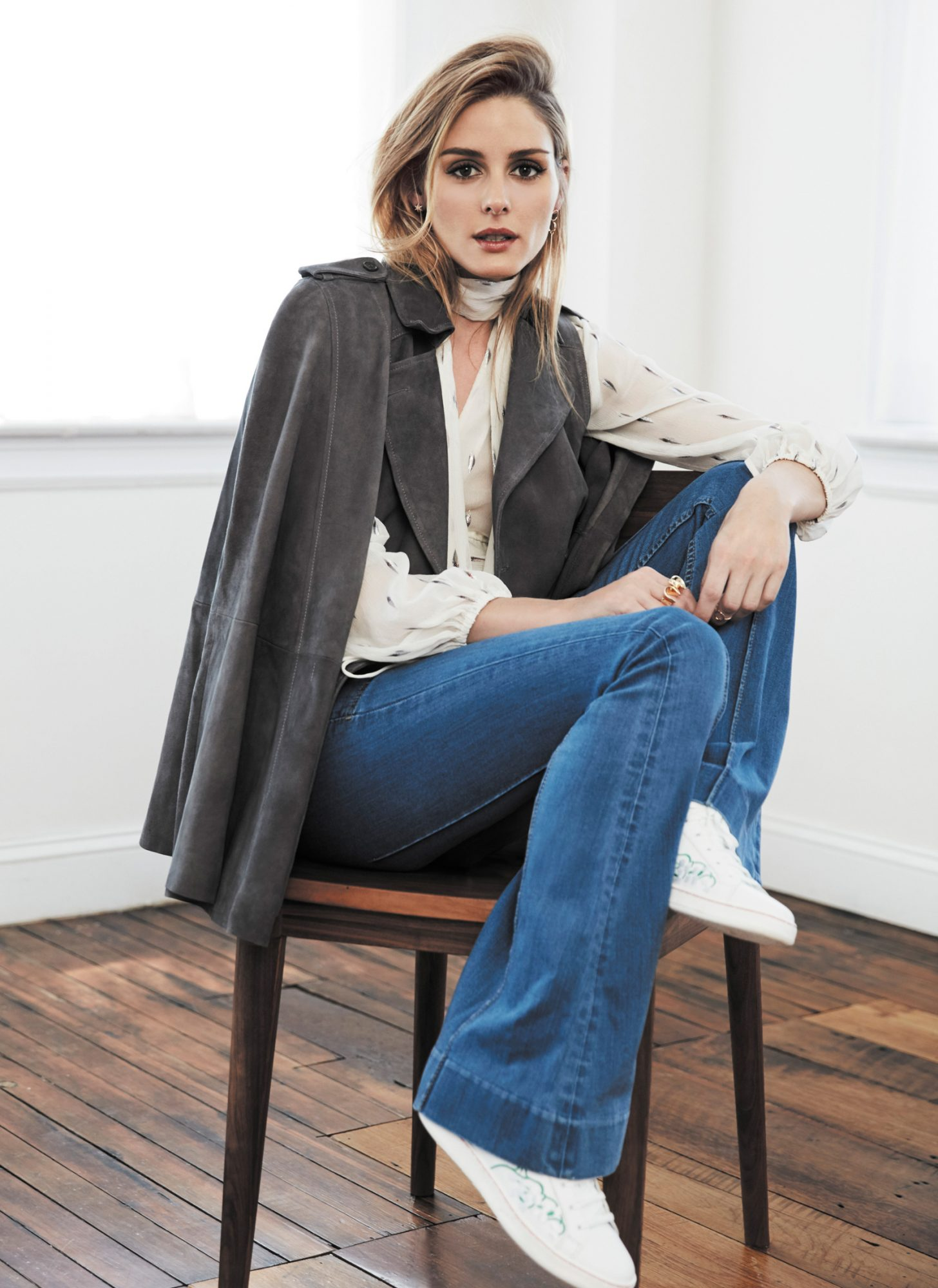 A Day In The Life Of Olivia Palermo InStylecom