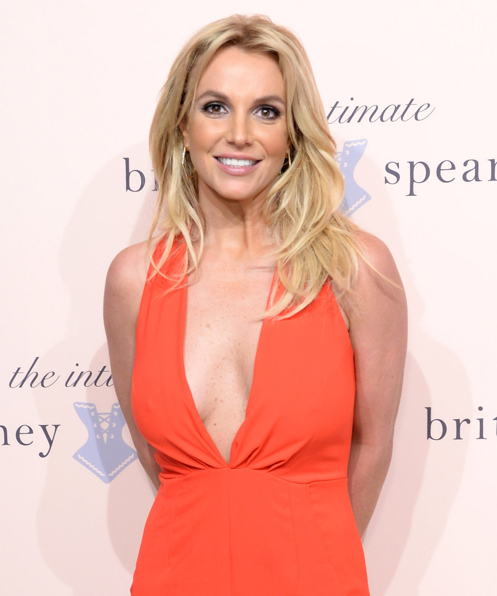 Britney Spears Intimate Britney Spears Launch - Lead 2016
