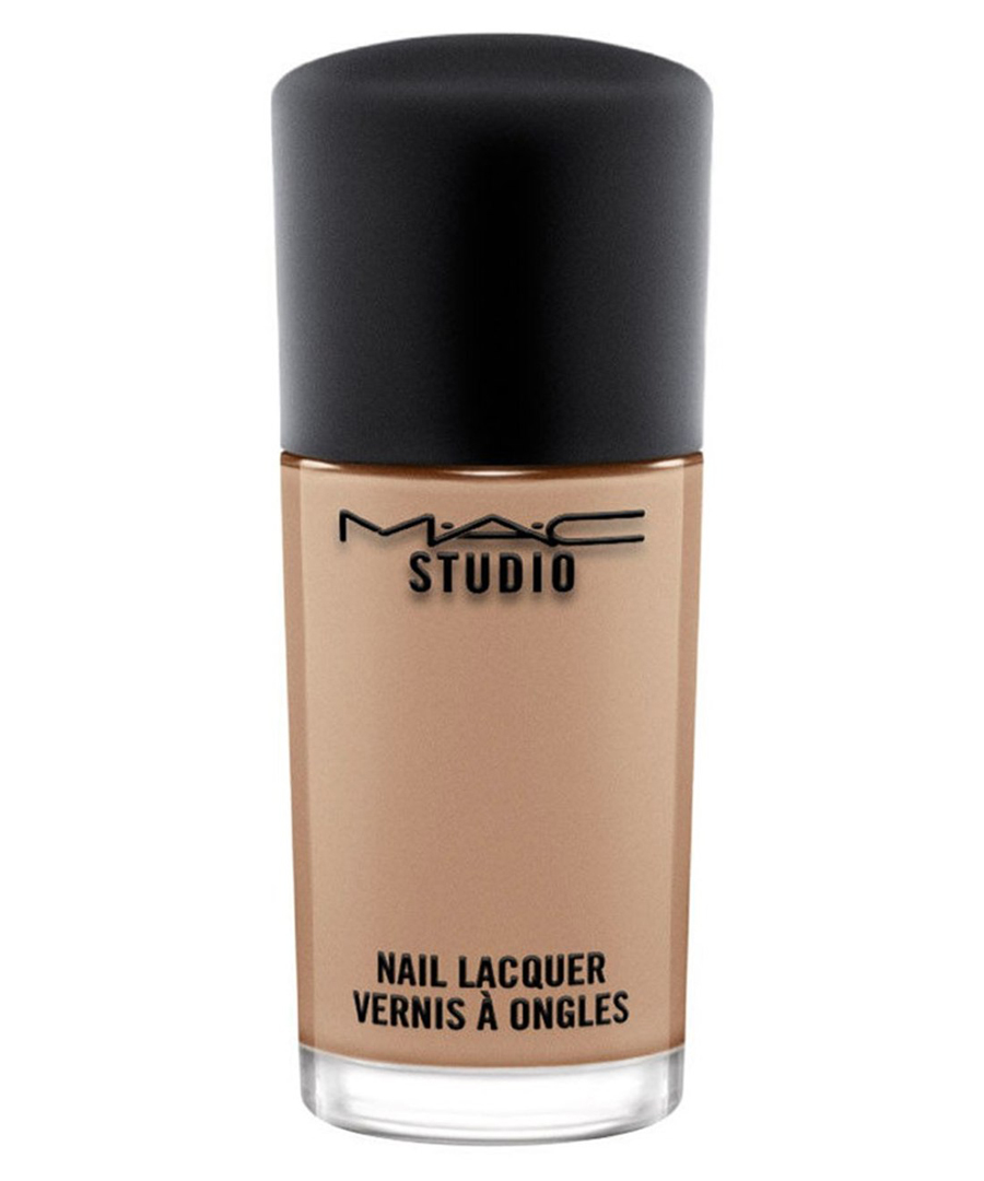 <p>MAC It's a Strike! Nail Color in Rack 'Em Up</p>