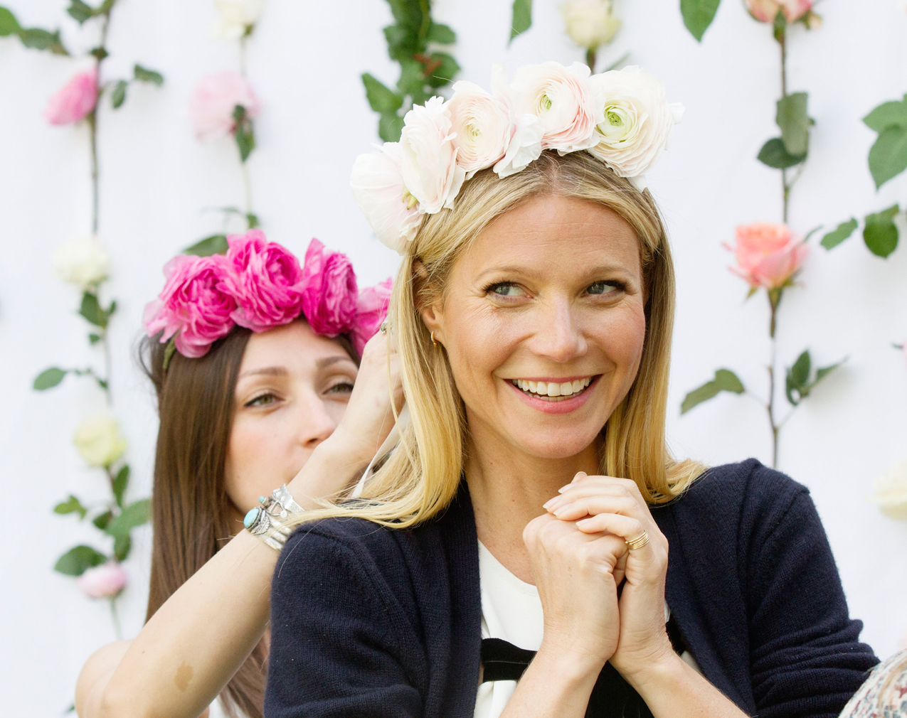 Gwyneth Paltrow Party - Lead