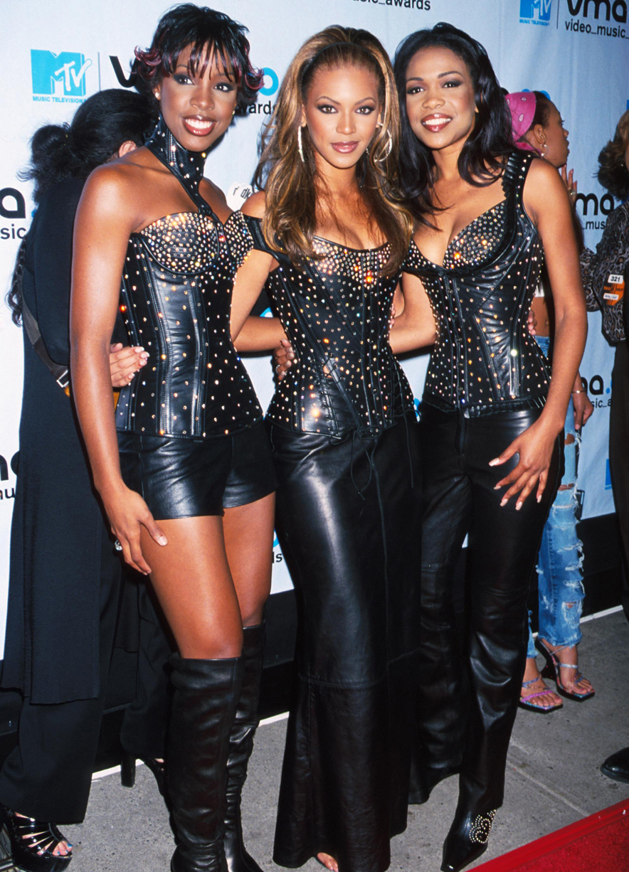 Beyonc 233 Has Owned The Vma Red Carpet Since 2000 See Her