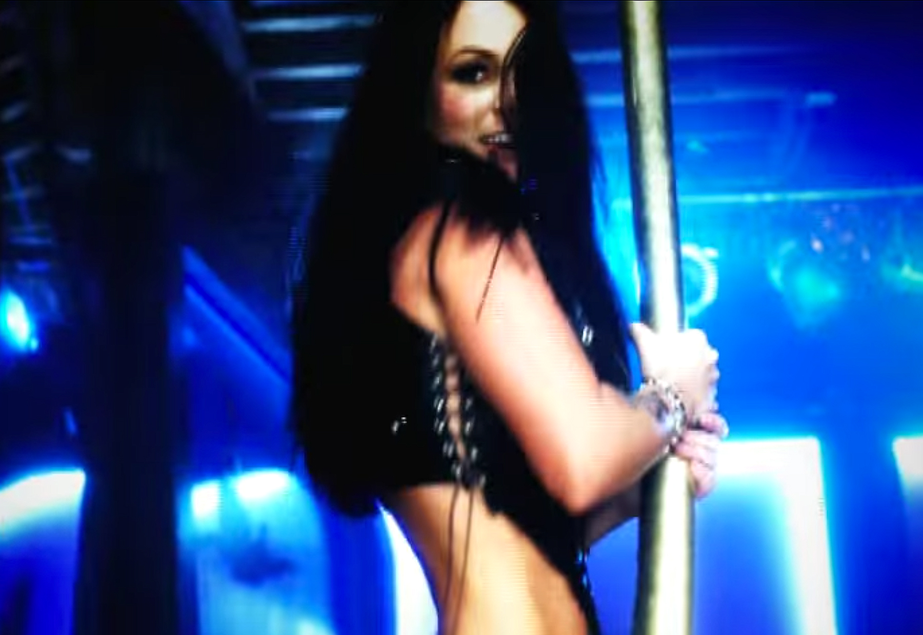 "<p>Dark Brown Hair From ""Gimme More"" </p>"