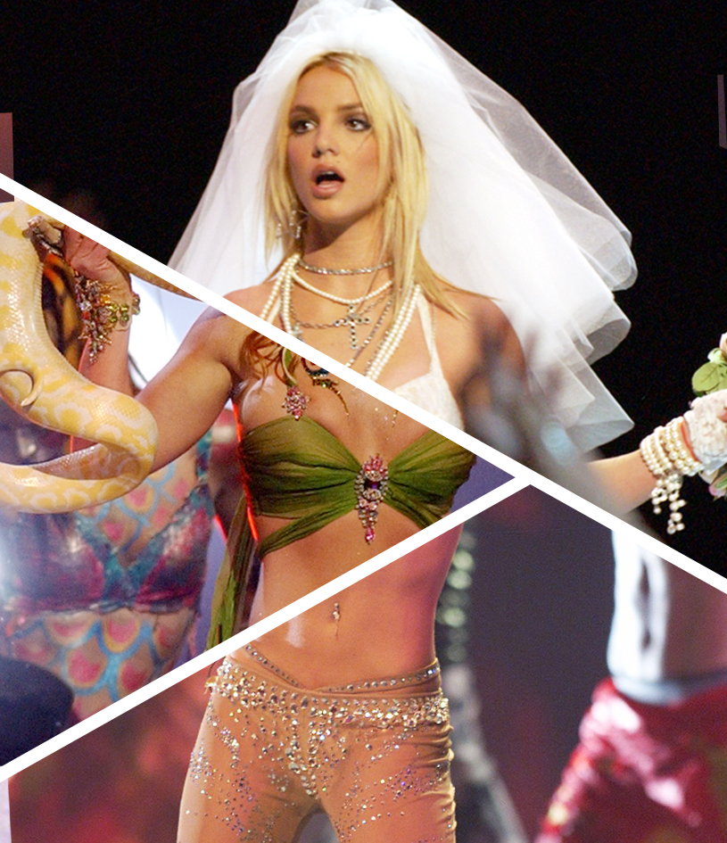 Britney Spears Performances LEAD