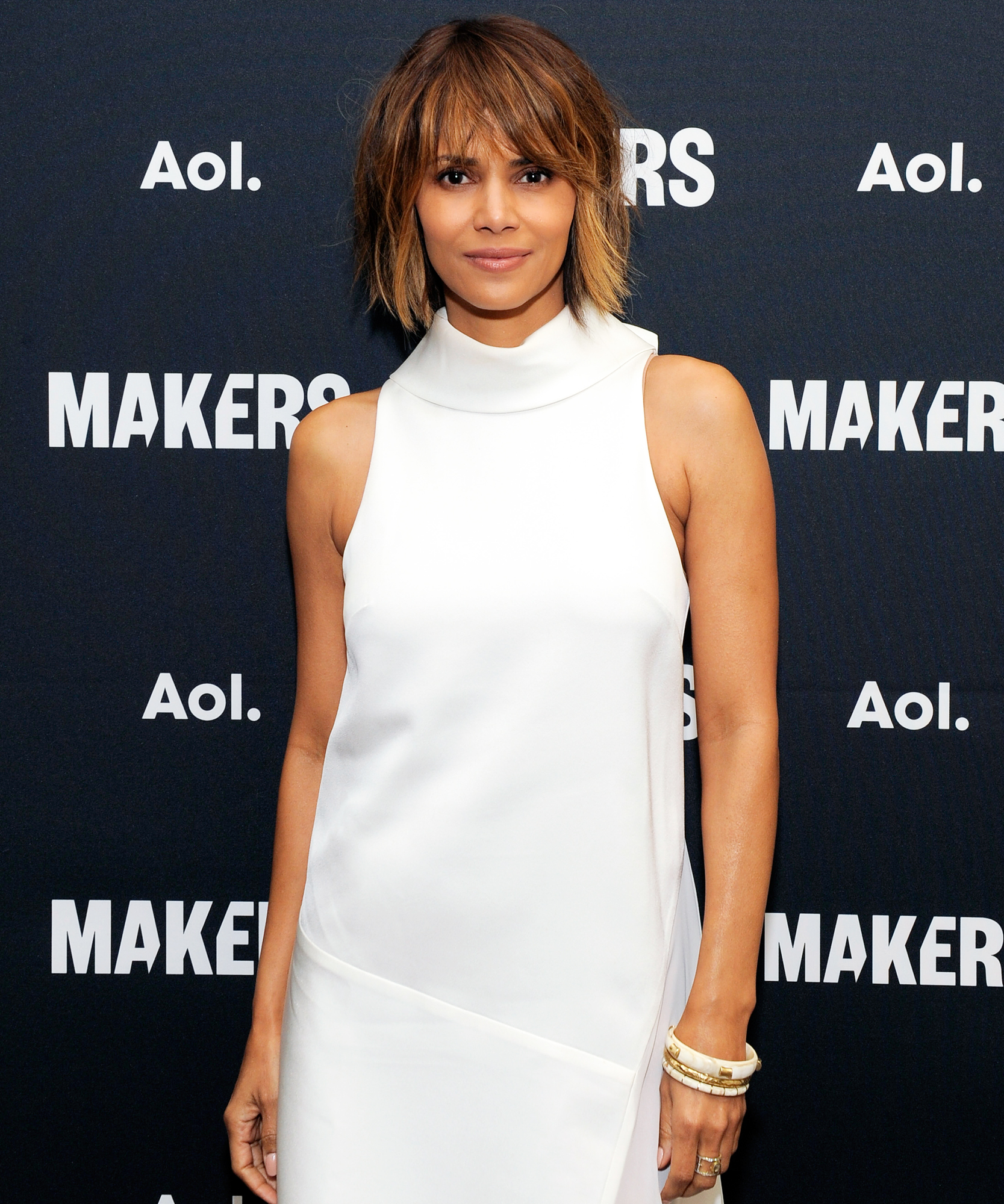 Halle Berry Reveals Her Book Club Pick for Frightened Little Ones