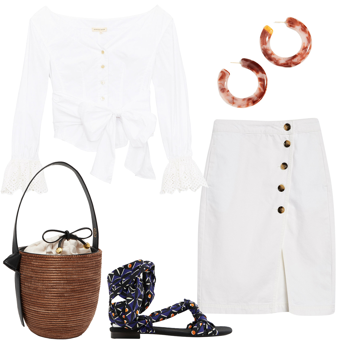 WHITE-OUT PARTY