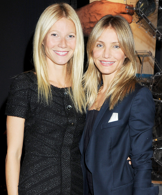 Gwyneth Paltrow and Cameron Diaz - Lead