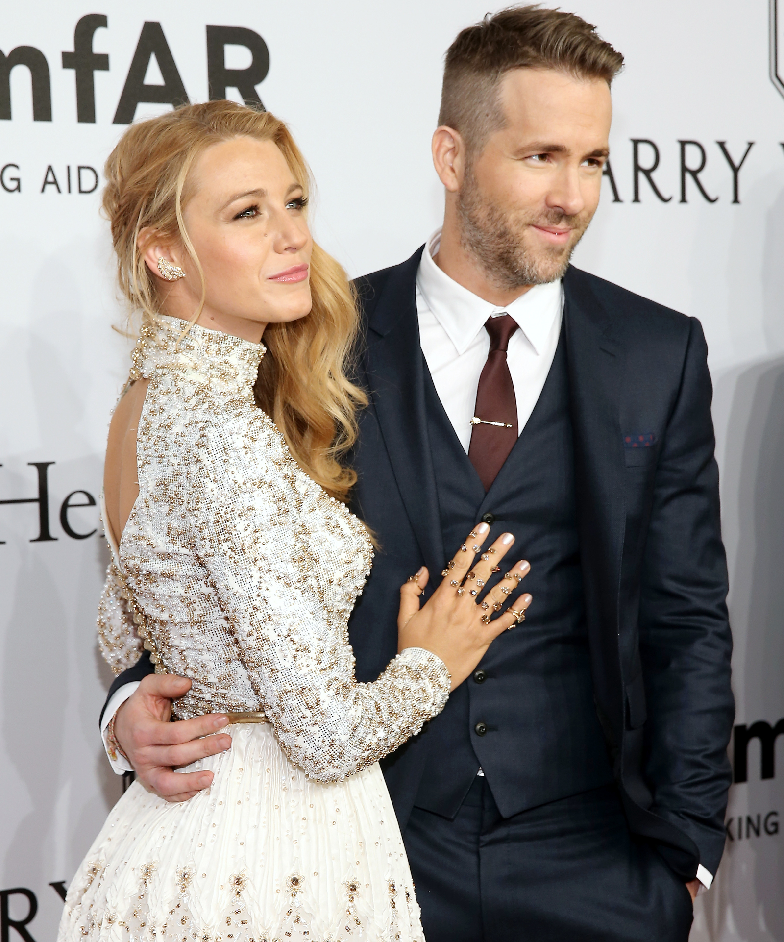 Ryan Reynolds Just Shared the Cutest Photo of His and Blake Lively's Dog Billie