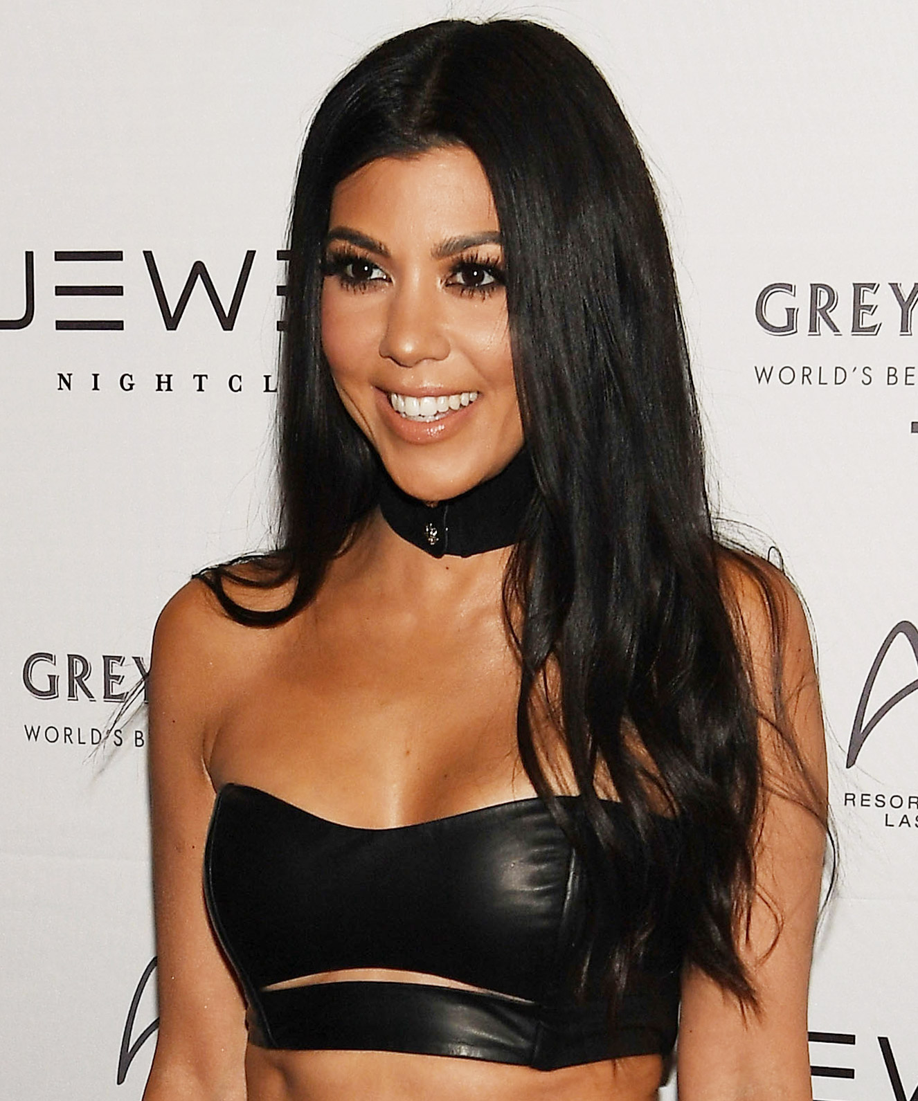 Kourtney Kardashian Serves Up Major Fitspo (and Travel Envy!) in a Nude Bikini