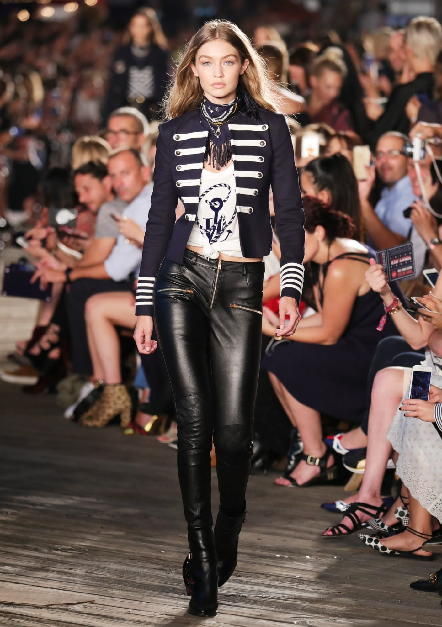 Why Gigi Hadid Wowed at Tommy Hilfiger (Plus the Lowdown on Thakoon at #NYFW)