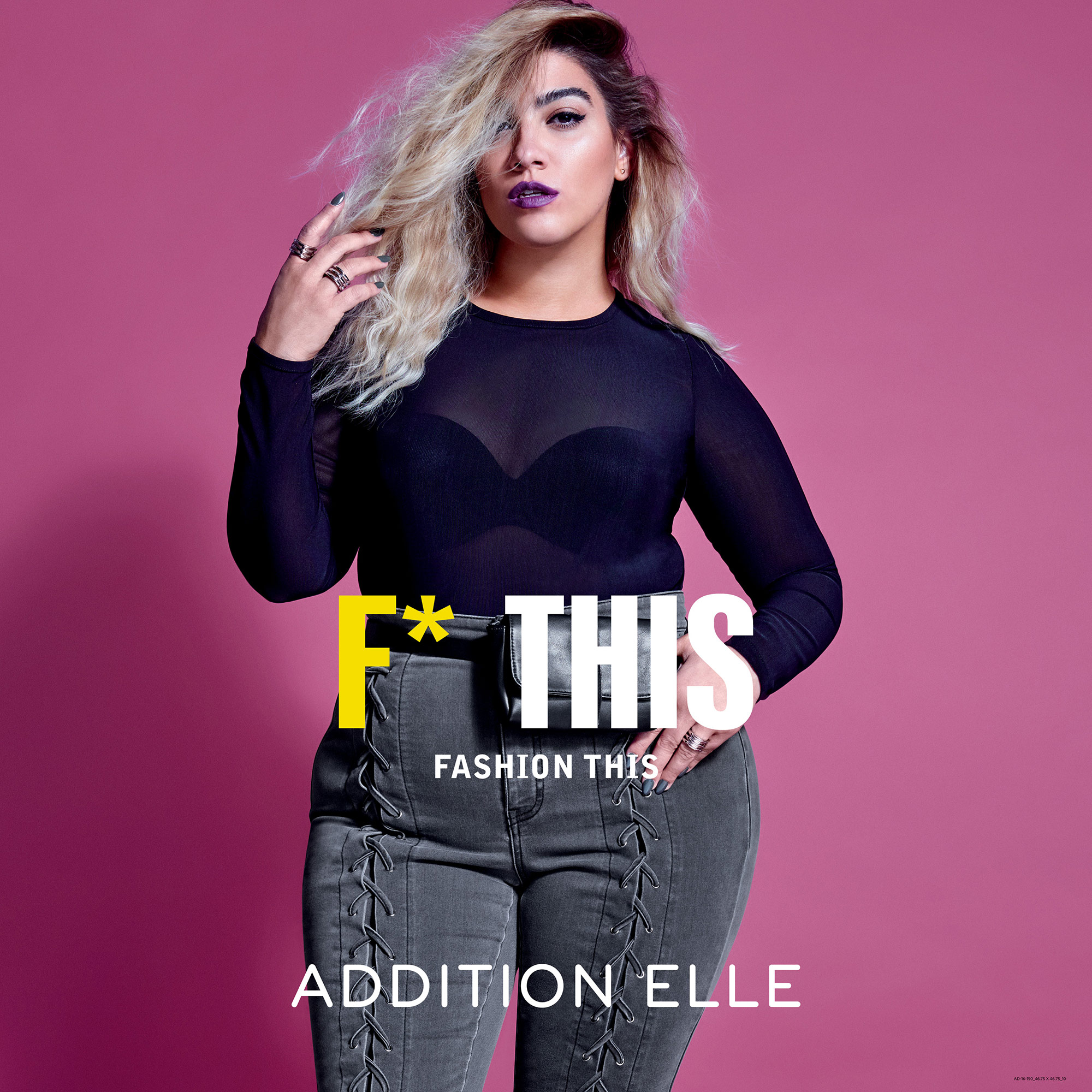 Addition Elle Campaign - Embed 3