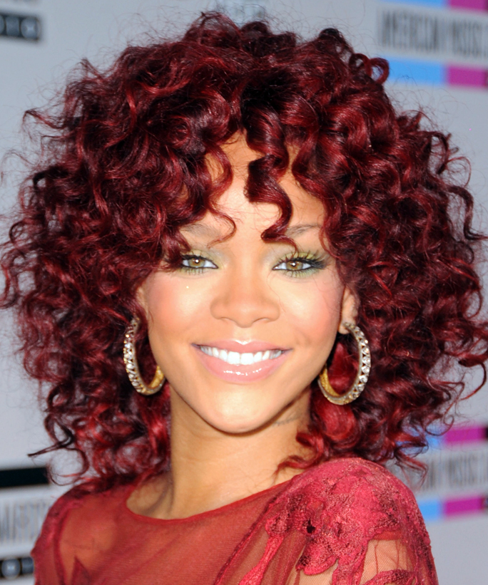 <p>Red Hot Ringlets</p>