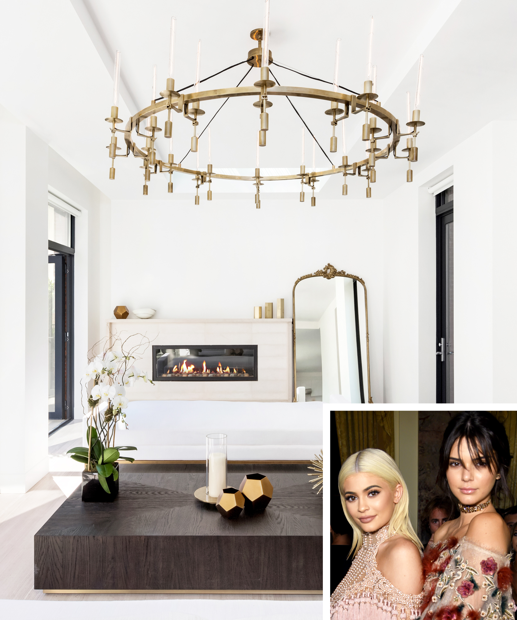 Step Inside the $26.5 Million Apartment Kendall and Kylie Jenner Stayed in (for Free!) During NYFW
