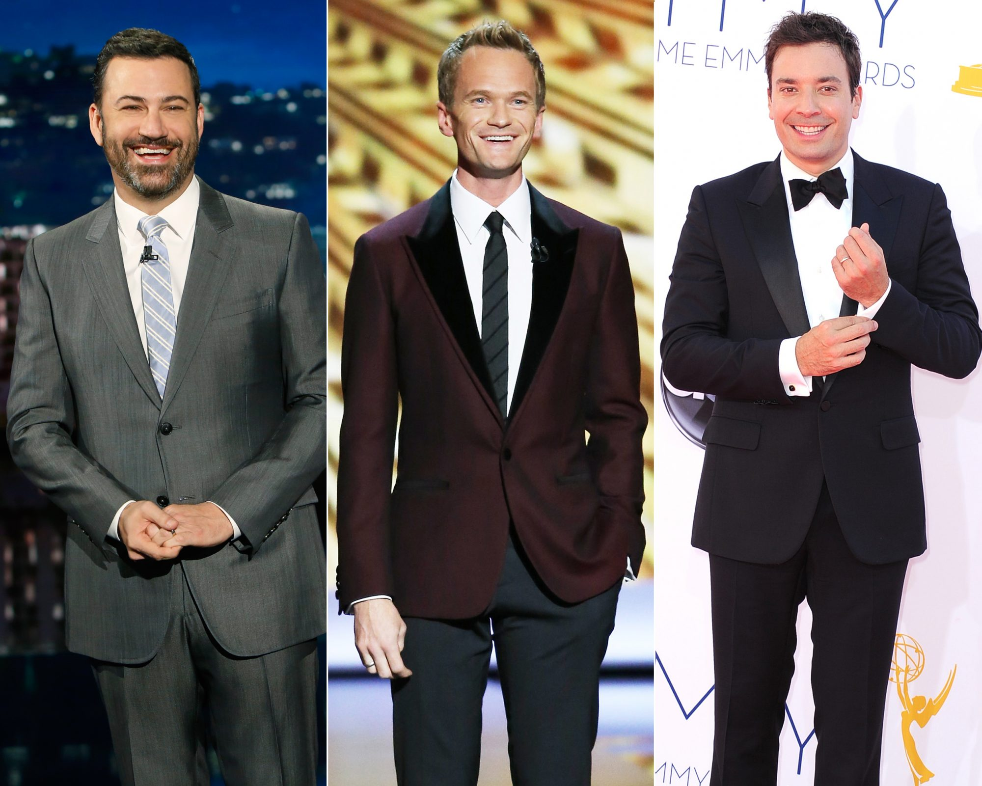 Funniest Emmy Hosting Moments - LEAD