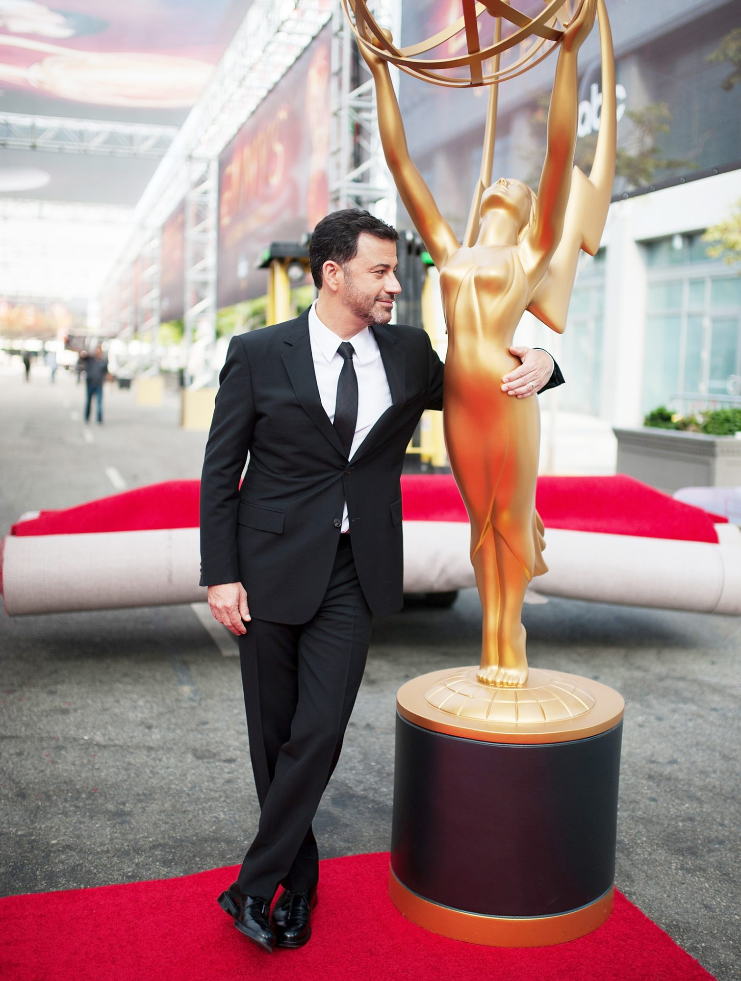 5 Reasons We're Excited for Jimmy Kimmel to Host the 2016 Emmy Awards