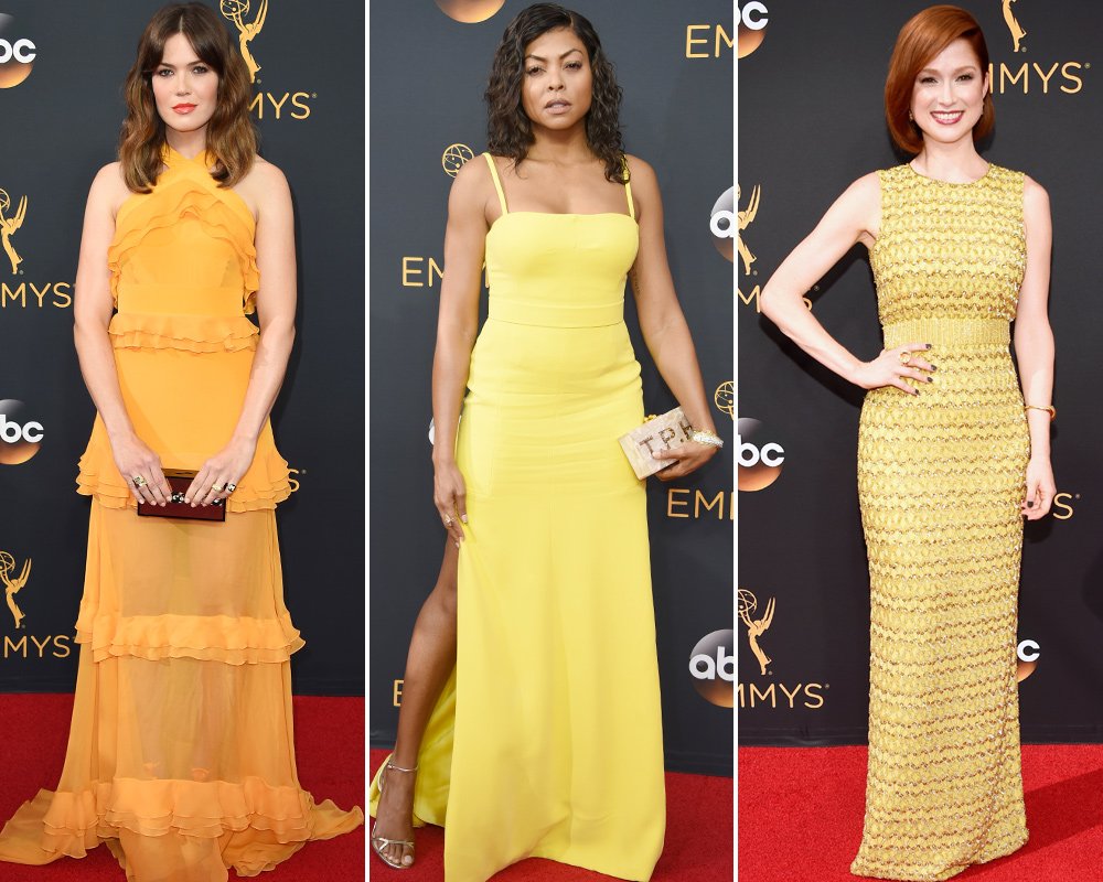 Emmy Fashion - Yellow - Lead