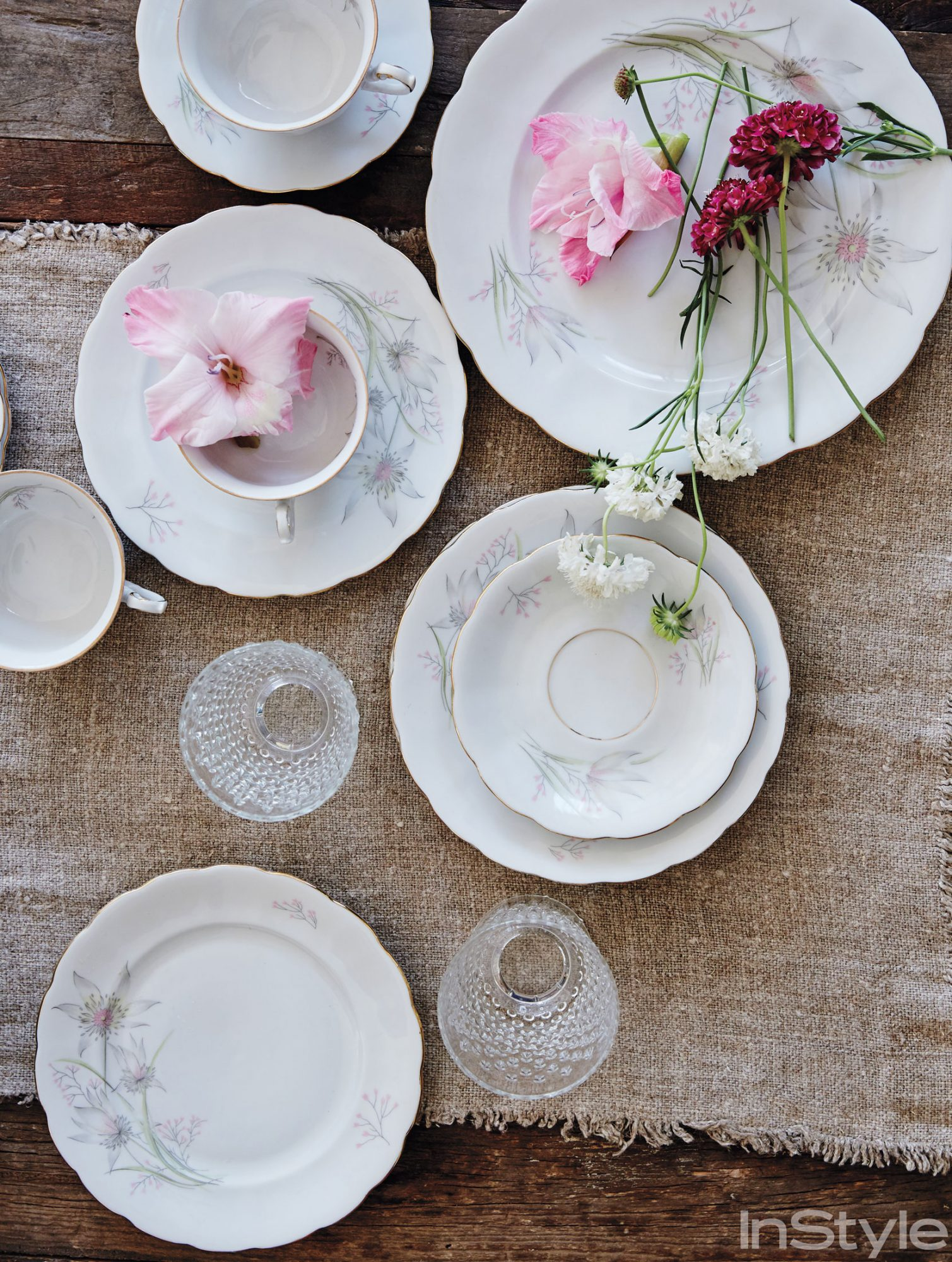 <p>GRANDMOTHER'S CHINA</p>
