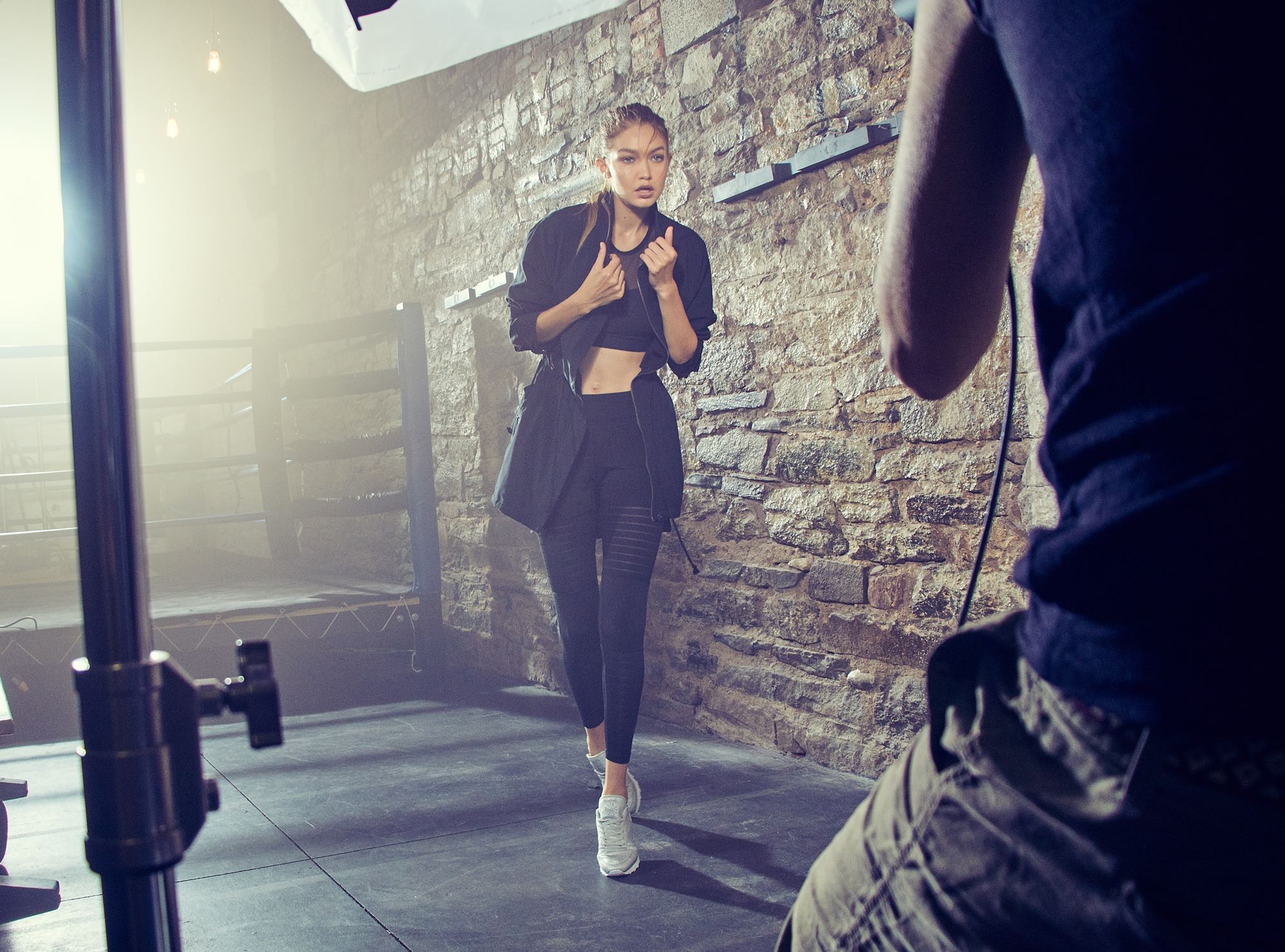 Gigi Hadid for Reebok - Embed 3