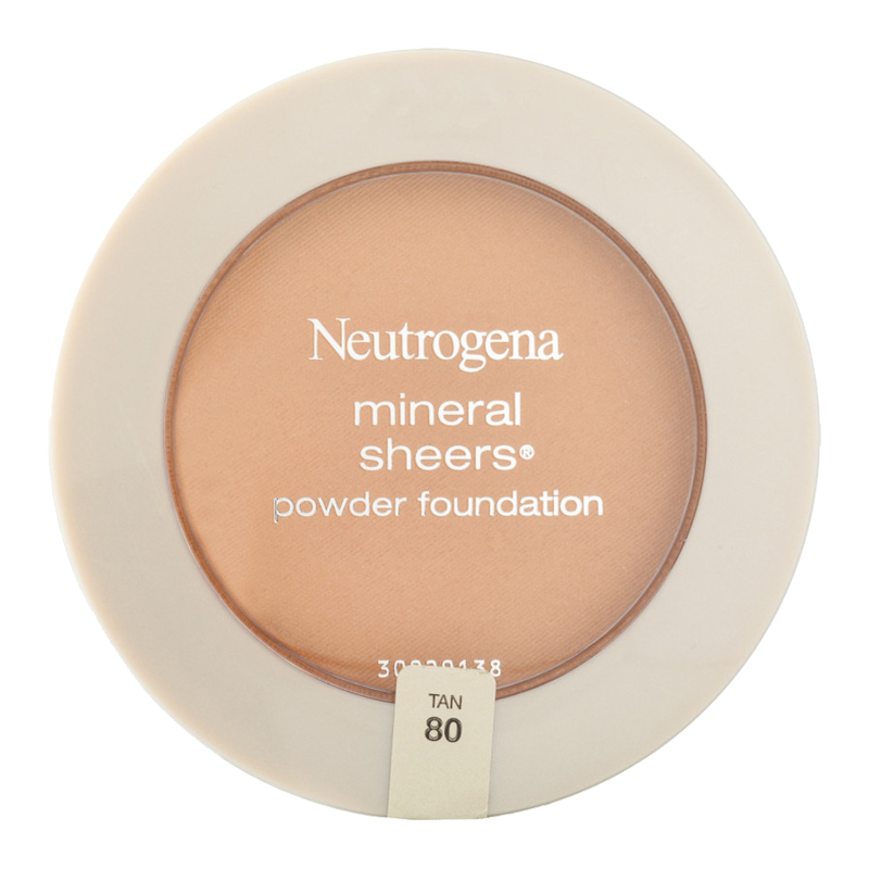 Neutrogena Mineral Sheers Powder Foundation