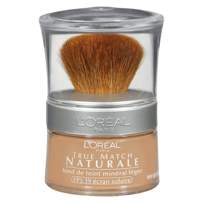 L'Oreal Paris Naturale Mineral Foundation