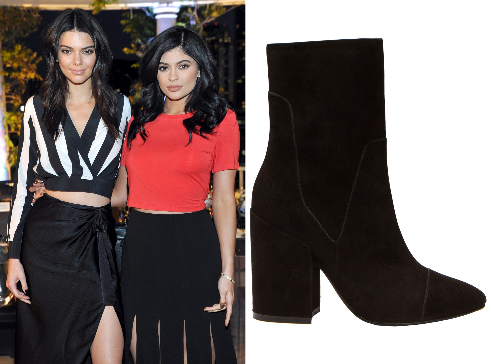 <p>KENDALL + KYLIE: Kylie Jenner & Kendall Jenner</p>
