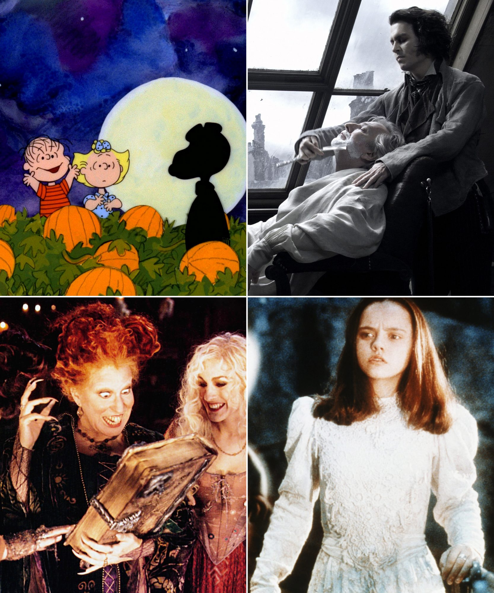 These Are the Best Halloween Movies to Watch If You're Scared of Everything