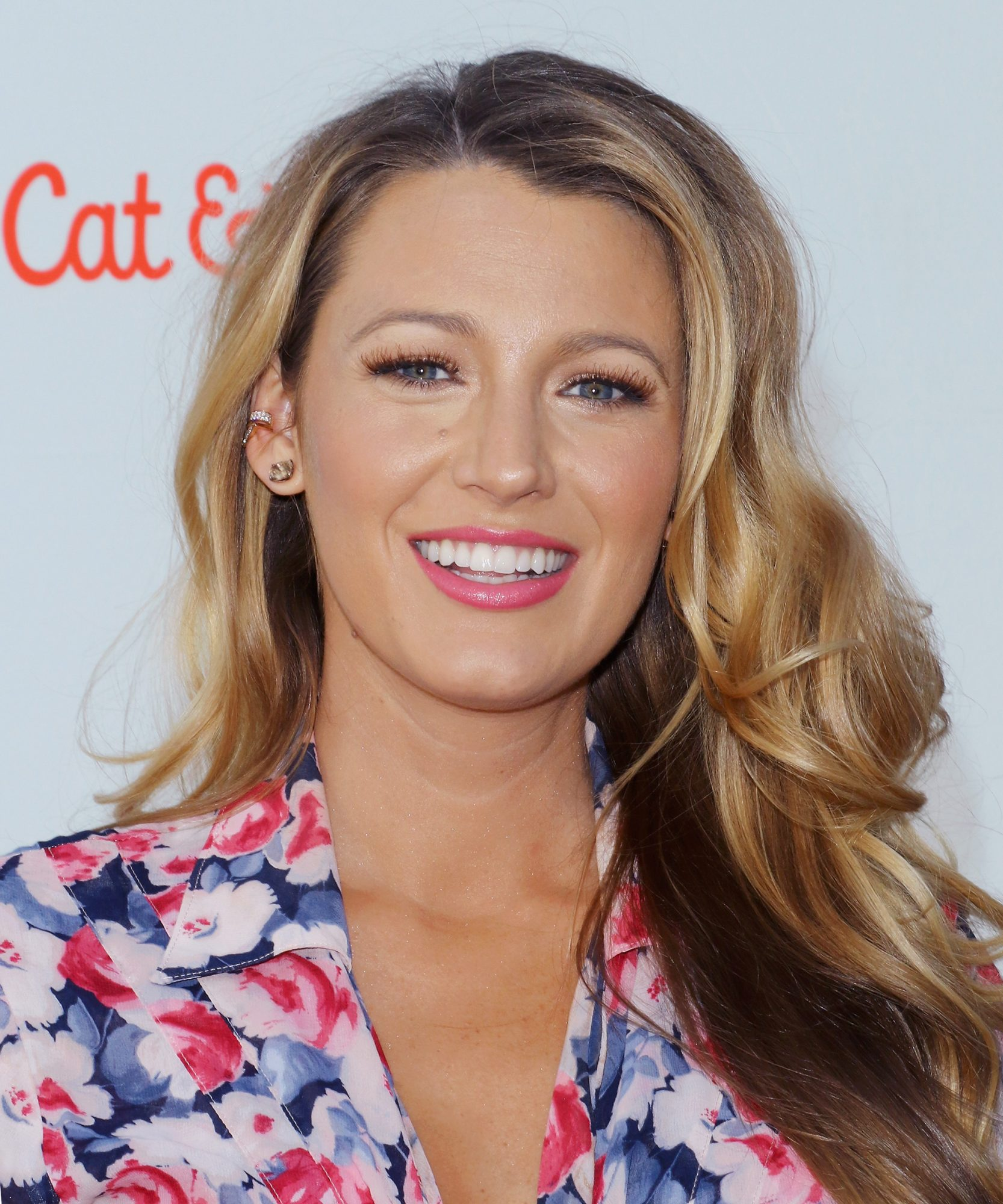 Does Blake Lively Look Like a Muppet in This Selfie? She Thinks So