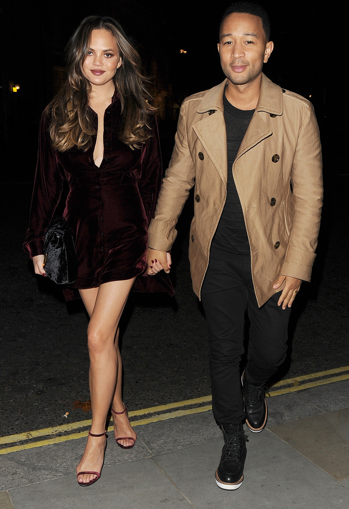 Chrissy Teigen and John Legend - Lead