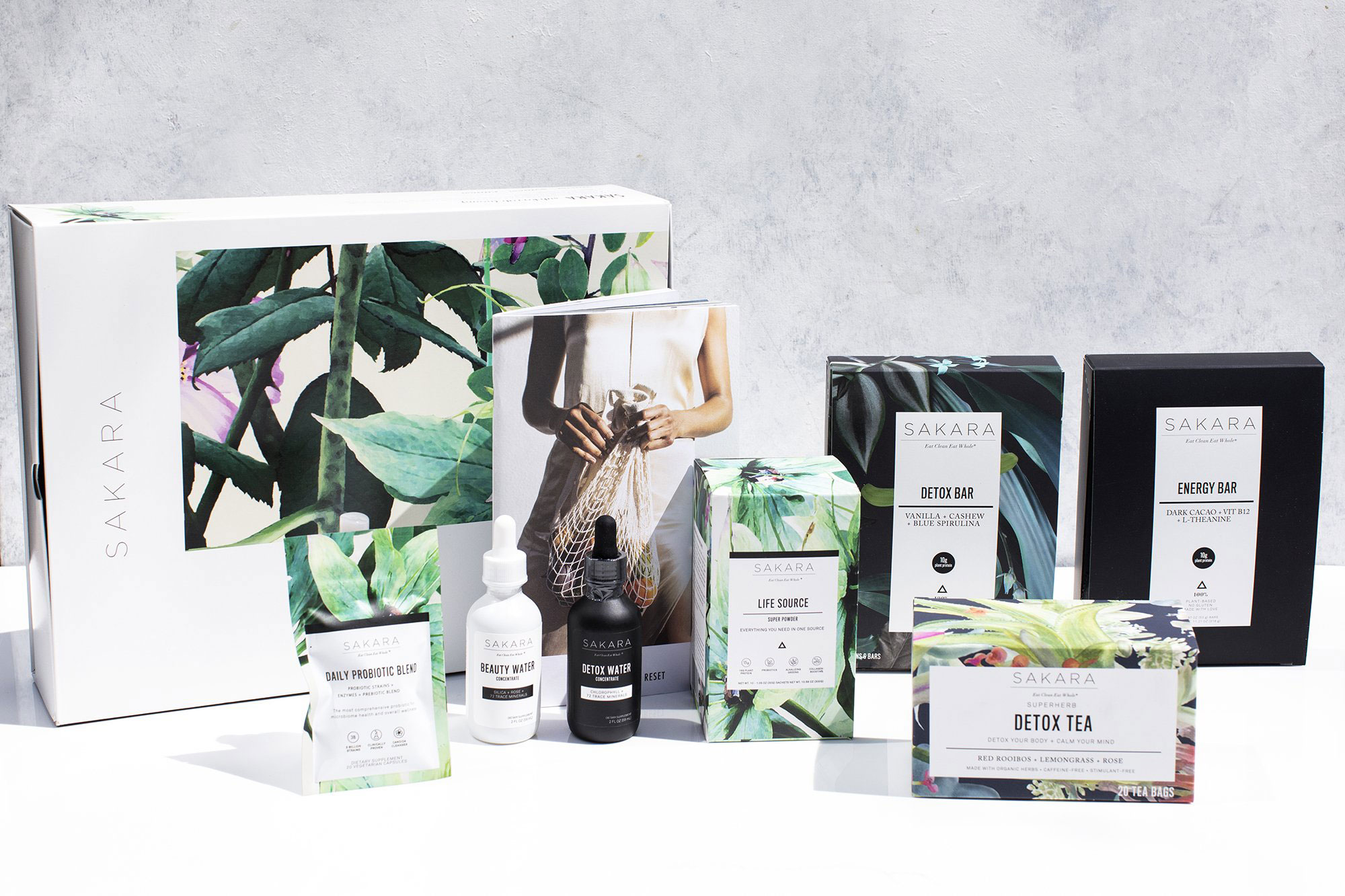 Sakara Life 10-Day Reset Kit
