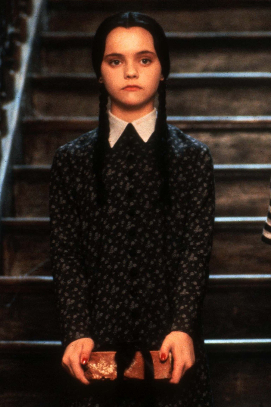 <p>The Shirt Dress: Wednesday Addams</p>