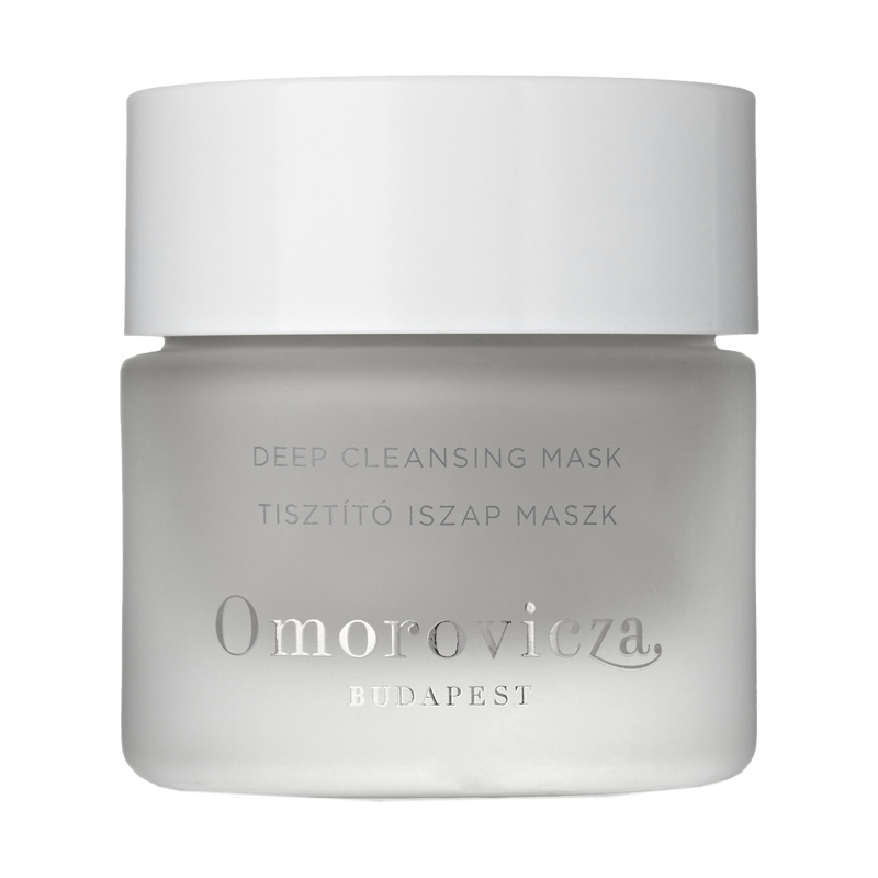 <p>Omorovicza Deep Cleansing Mask </p>