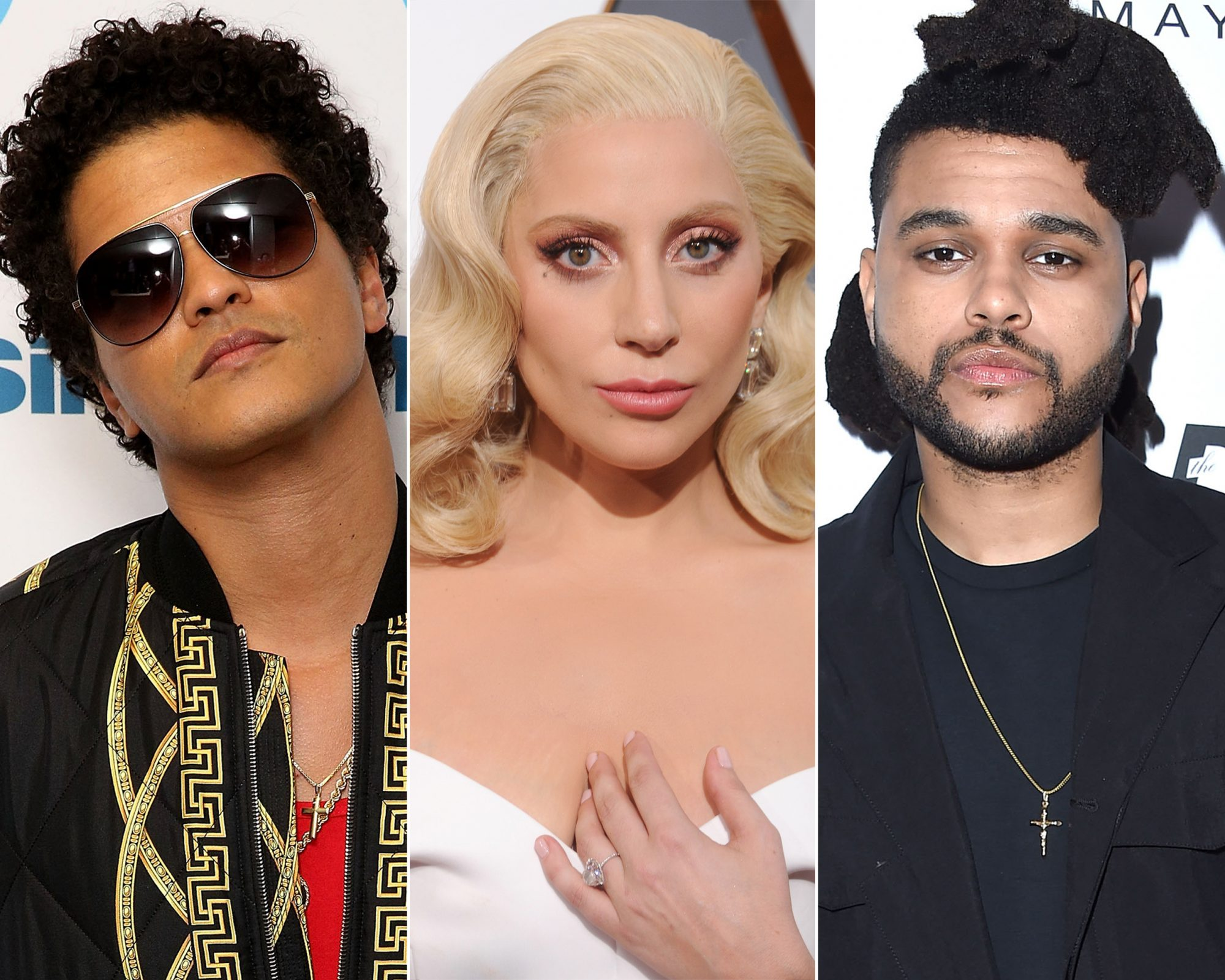 Lady Gaga, Bruno Mars, and The Weeknd Will Perform at the 2016 Victoria's Secret Fashion Show