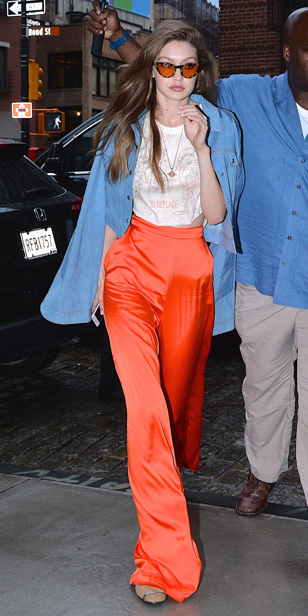93f86a99381 Gigi Hadid s Best Street Style Moments