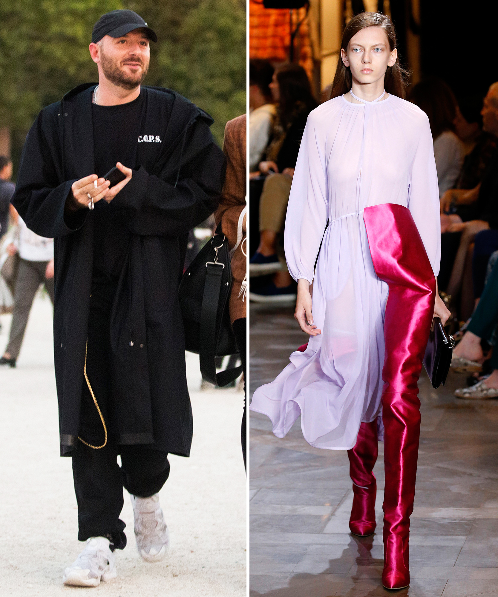 Demna Gvasalia, Balenciaga and Vetements