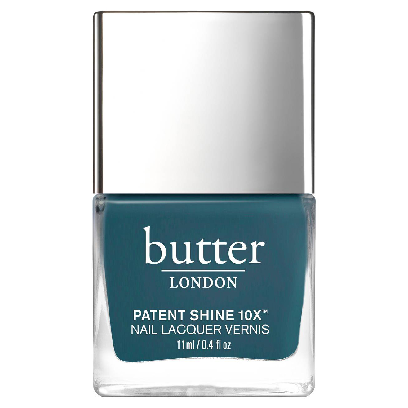 <p>Butter London Patent Shine 10x Nail Lacquer in Bang On!</p>