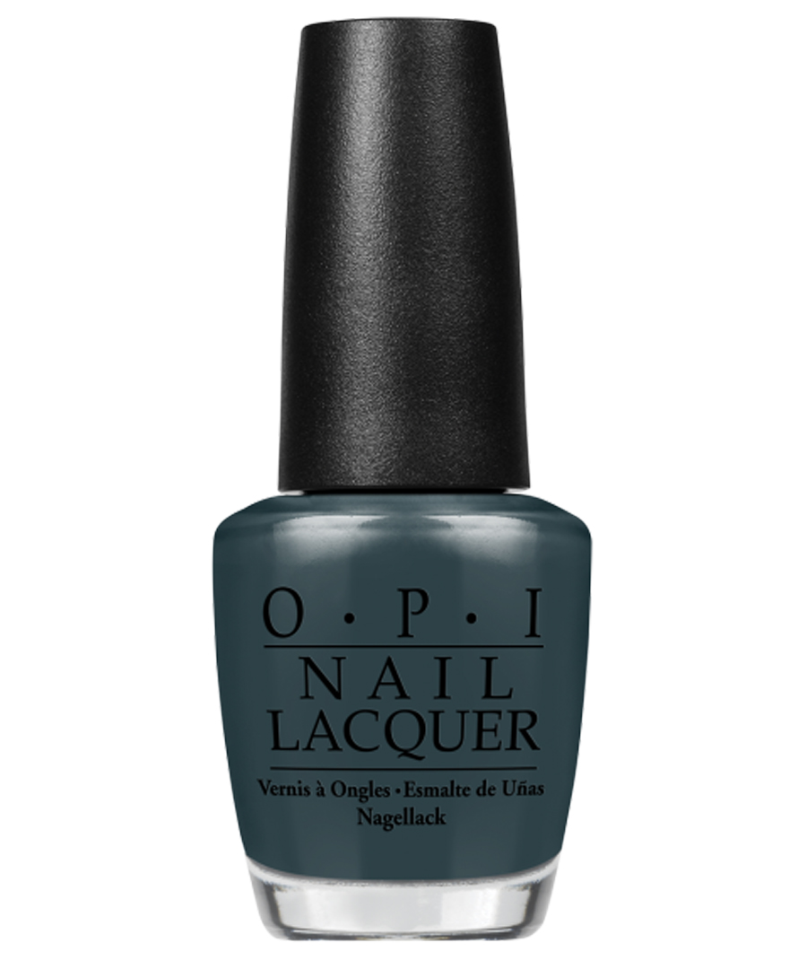 <p>OPI Nail Polish In CIA=Color Is Awesome</p>