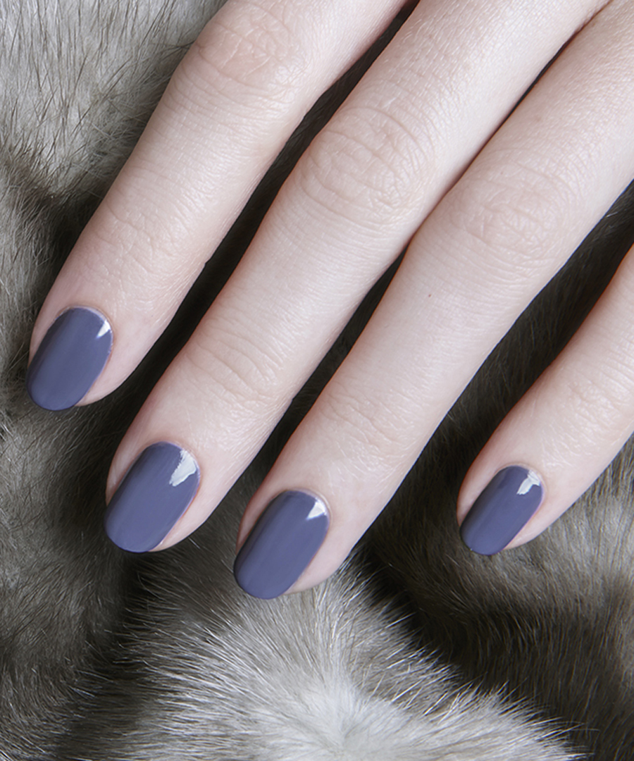 Dark Nail Polishes - Easy Manicure Ideas