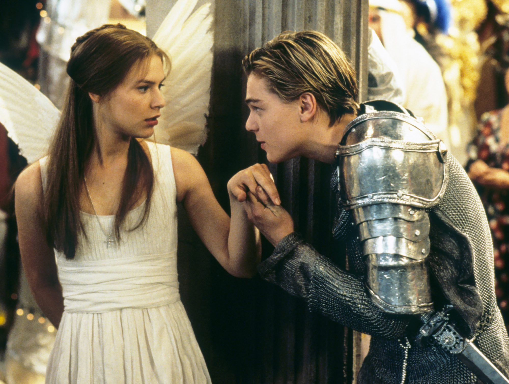 <p>He grew up to become the perfect Romeo.</p>
