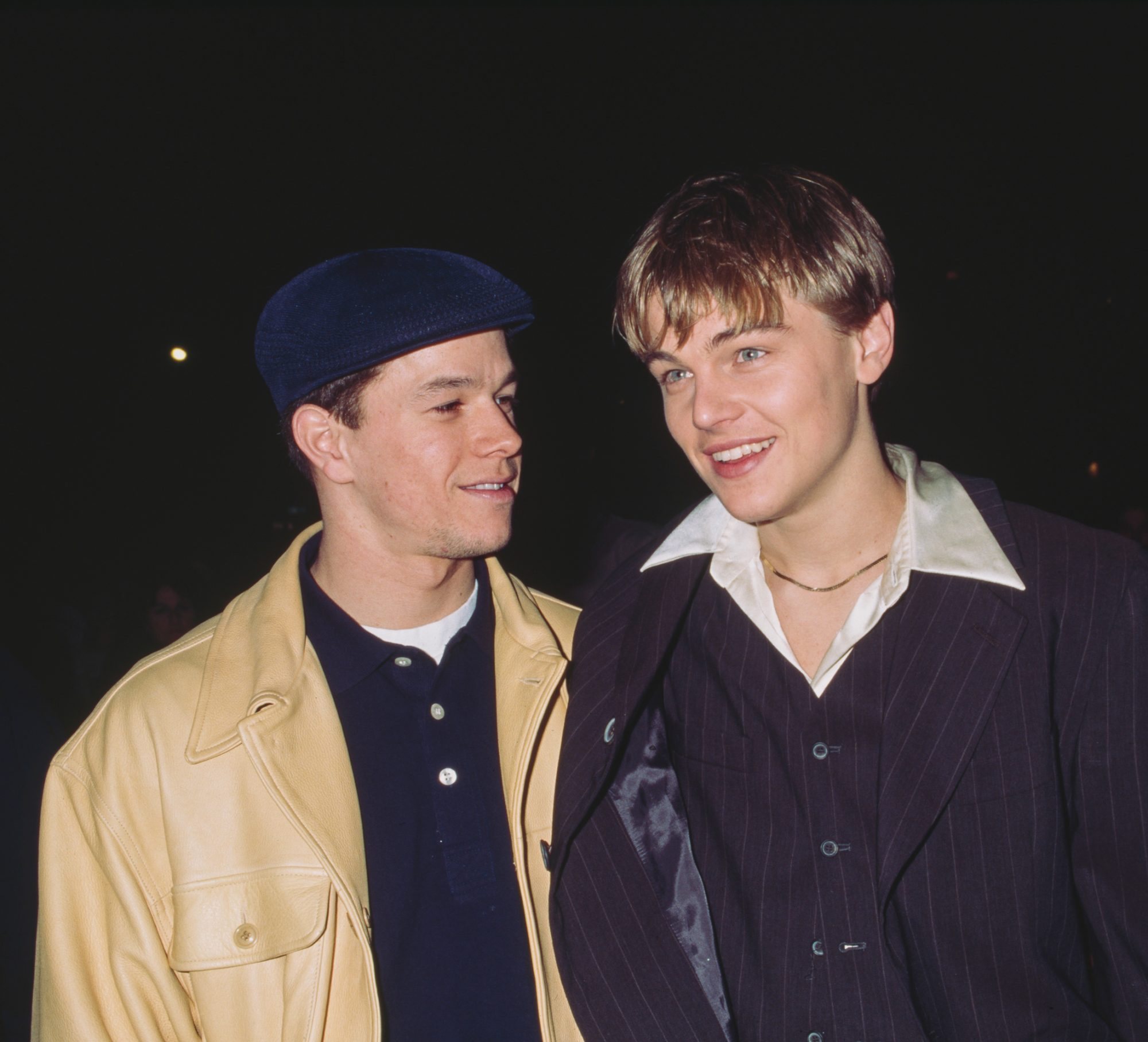 <p>He's been friends with Mark Wahlberg since 1994.</p>
