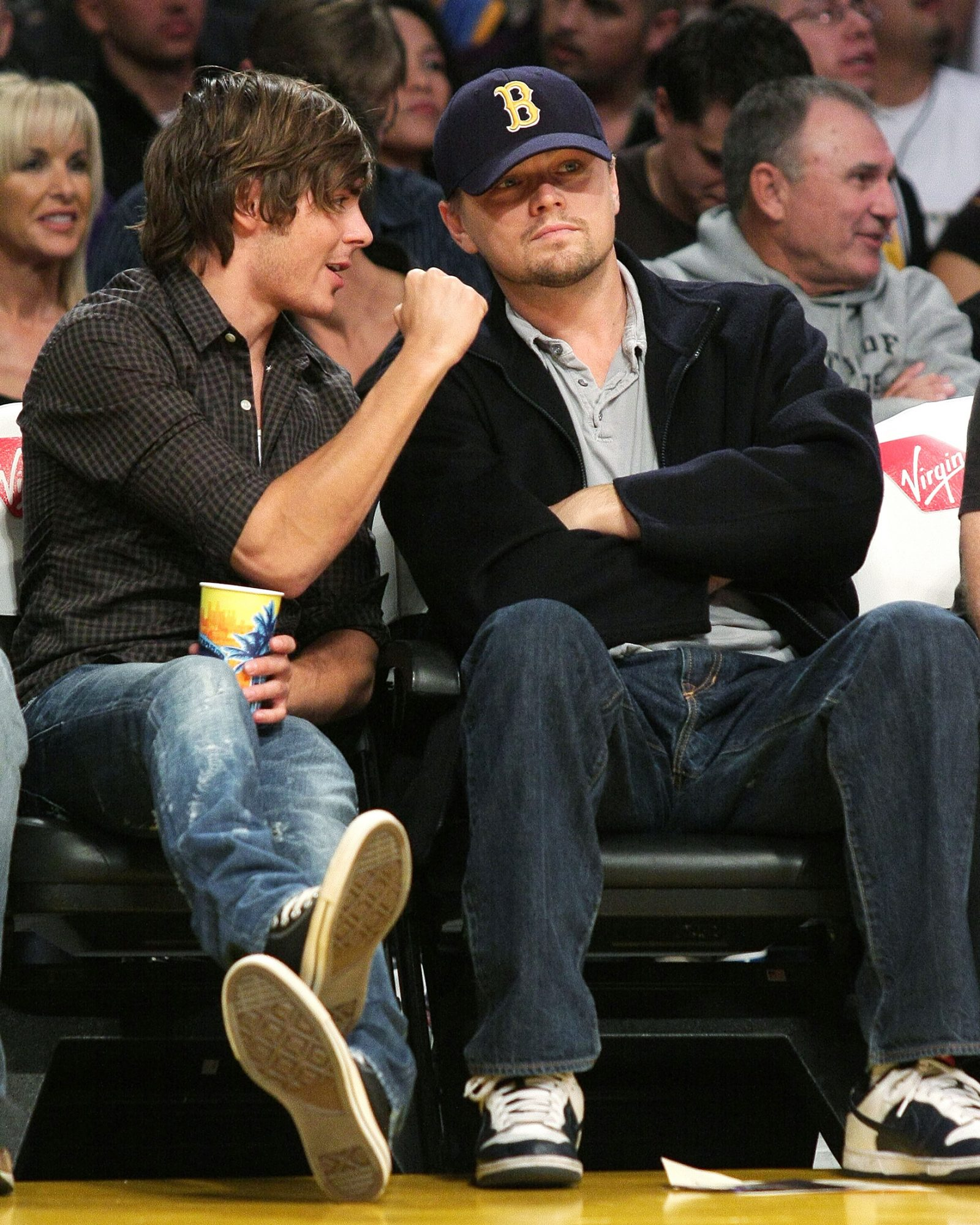 And he has acted as a mentor to Zac Efron.