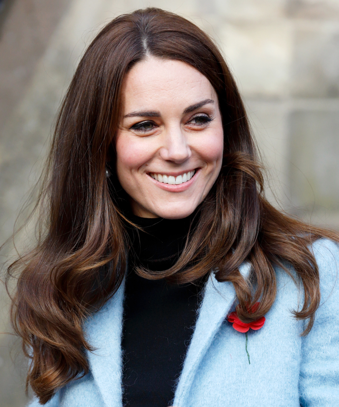 Kate Middleton Hair - Lead